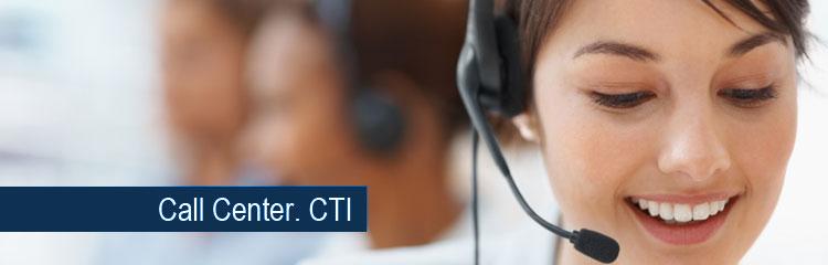Call Center . CTI